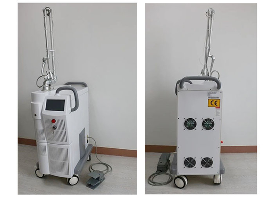 Single Mode 10600nm CO2 Fractional Laser Machine For Tighten Skin And Lift Face